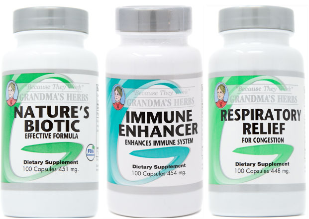 Immune Booster Package